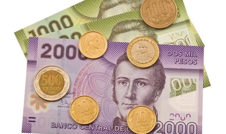Pesos chilenos - Chile