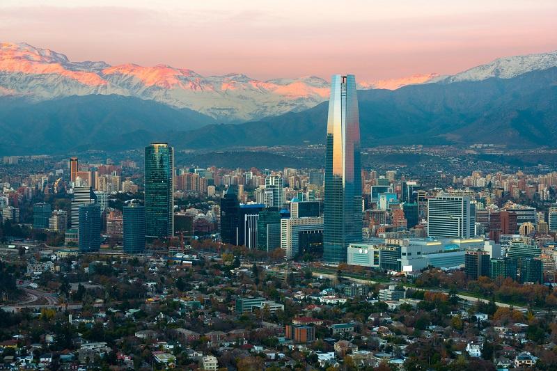 Melhor região para se hospedar em Santiago do Chile: Providencia